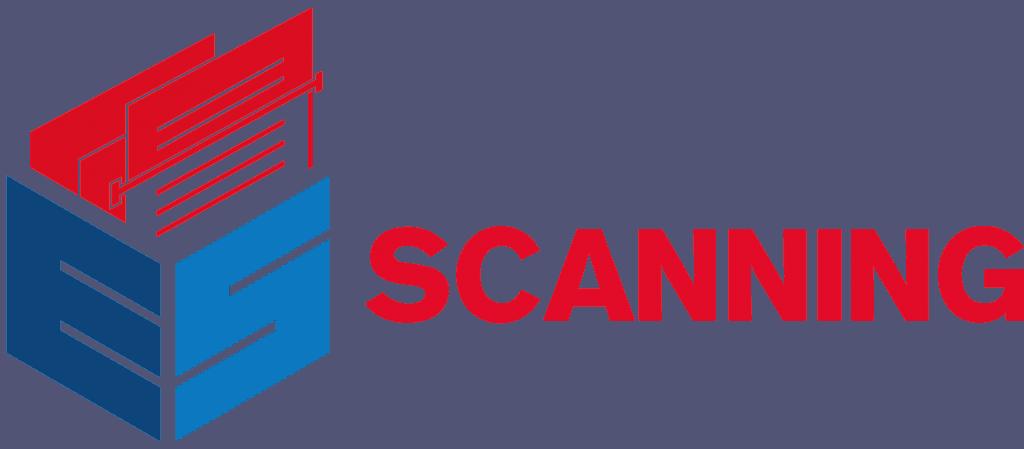 Scanning logo