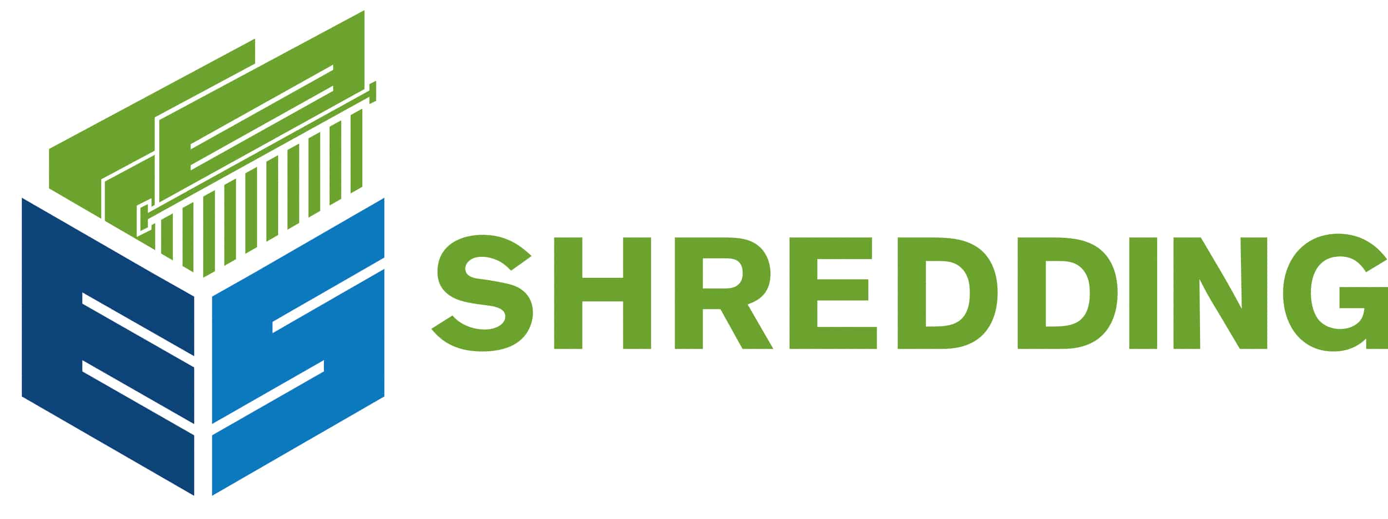 Shredding Logo, no EvaStore