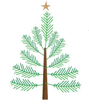 Christmas Tree image for blog